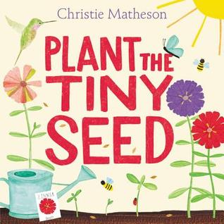 Plant The Tiny Seed (Cheryl)