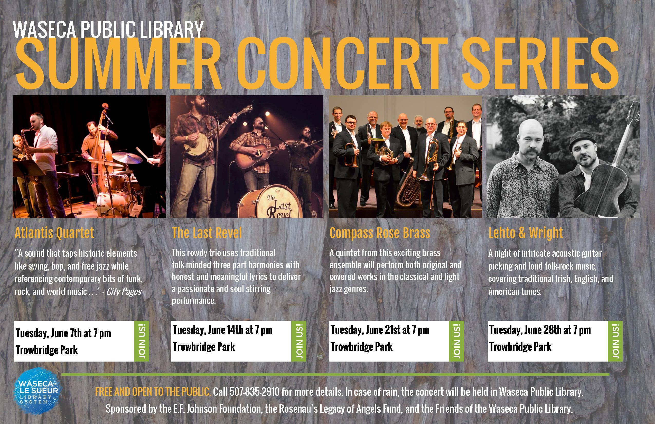616 Summer Concert Series