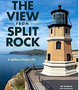 The View From Split Rock
