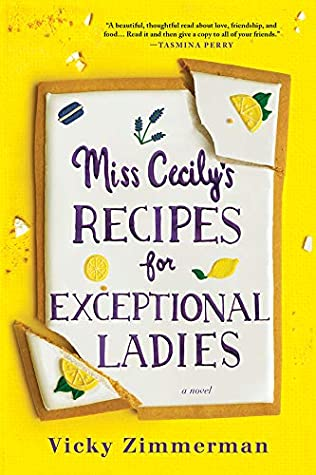 Miss Cecily's Recipe For Exceptional Ladies